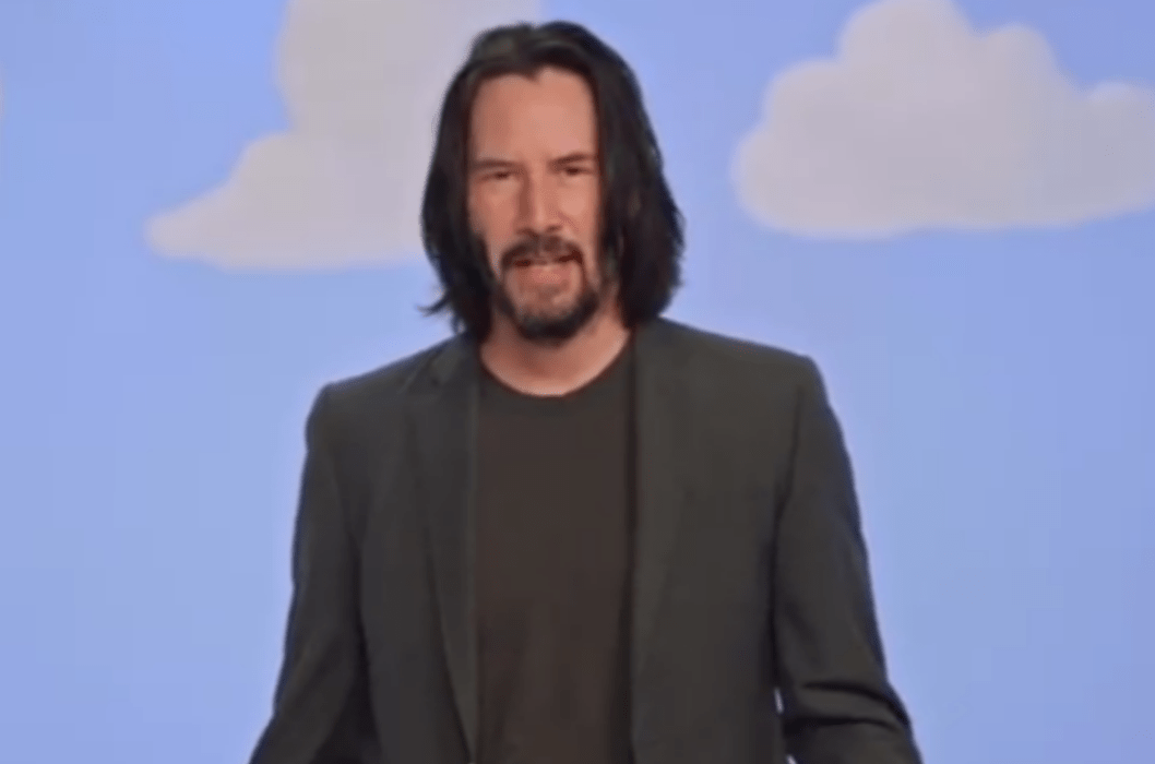 """""""keanu-reeves-tom-hanks-tim-allen-and-christina-hendricks-ask-if-youre-ready-for-toy-story-4-in-new-viral-video"""""""