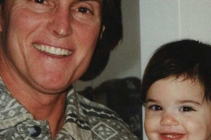 Kendall Jenner Shares Father's Day Photo With Bruce Jenner Pre-Caitlyn — Turns Comments Off
