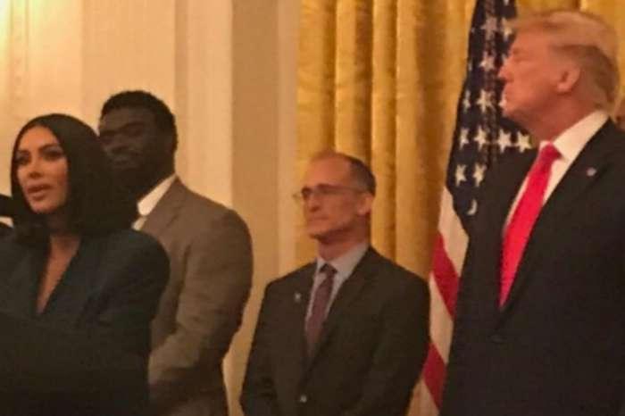 Kim Kardashian West Talks Lyft Program To Help Newly Released Inmates — Shares Photos With President Donald Trump And Ivanka Trump