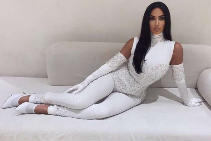 Kim Kardashian Goes Viral With New Photo Of Her Boys Saint And Psalm