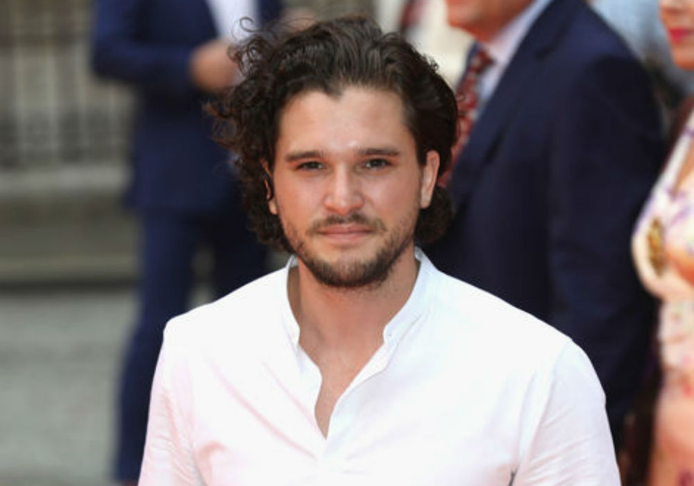 Kit Harington Spotted Back In London After Stint At A Wellness Retreat
