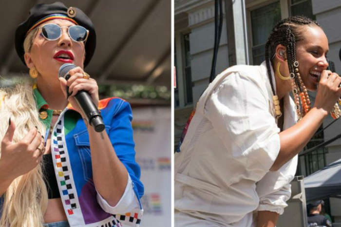 Alicia Keys, Cyndi Lauper, Lady Gaga And More Celebrate Stonewall 50 At NYC Pride