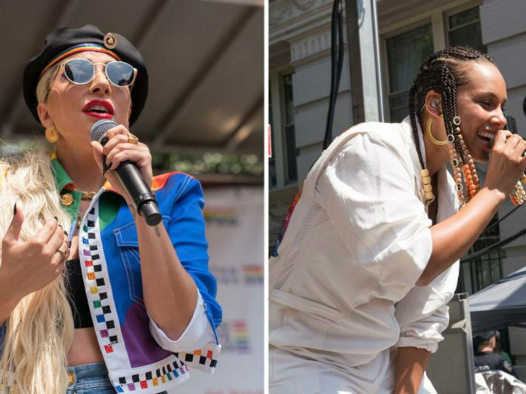"""alicia-keys-cyndi-lauper-lady-gaga-and-more-celebrate-stonewall-50-at-nyc-pride"""