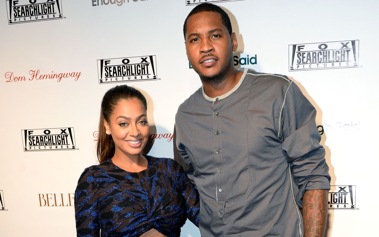 Lala and Carmelo