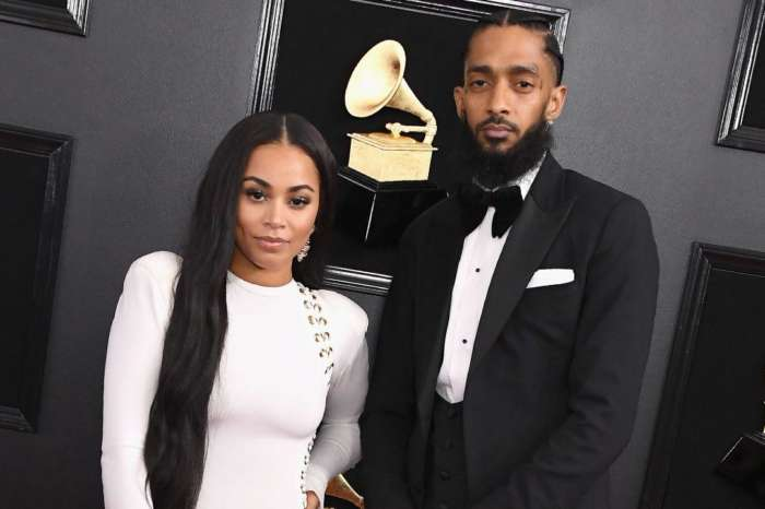 Lauren London Promises Her Son With Nipsey Hussle To 'Stand Strong' For Him In Emotional Post