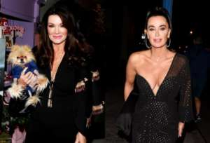 Kyle Richards Says There Is Hope She And Lisa Vanderpump Will Fix Their Friendship - Here's Why!