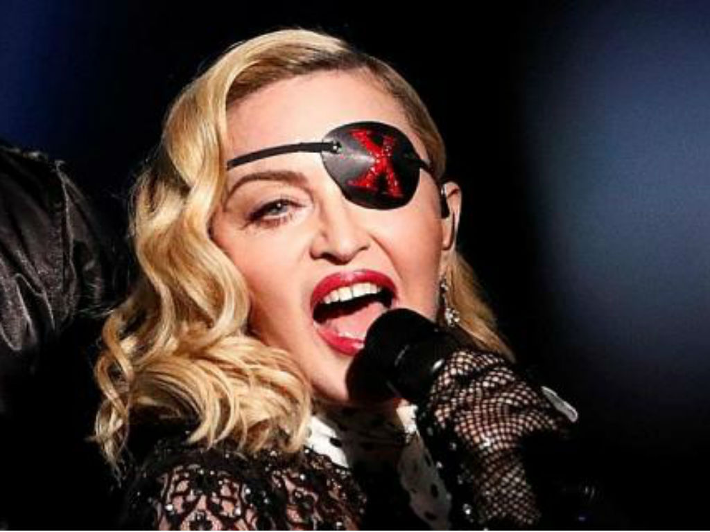 Madonna protests gun control in her latest single