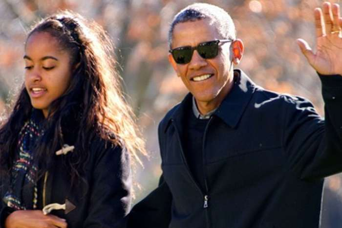 Barack Obama And His Family Take Their Global Icon Status To France For A Little Vacation, Very Far From The Politcal Cacophony Back At Home