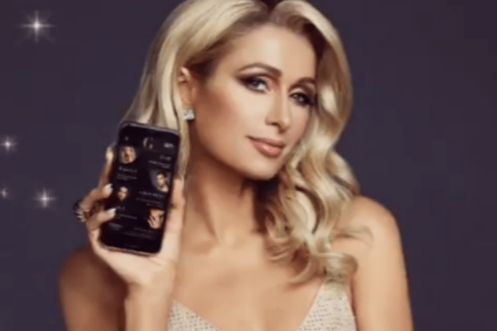 Paris Hilton Launches The Glam App And Kris Jenner Couldn't Be Prouder