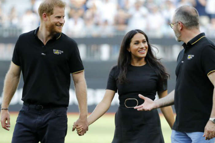 Prince Harry And Meghan Markle Attend First MLB Game In London - Is Baby Archie A Red Sox Or Yankees Fan?