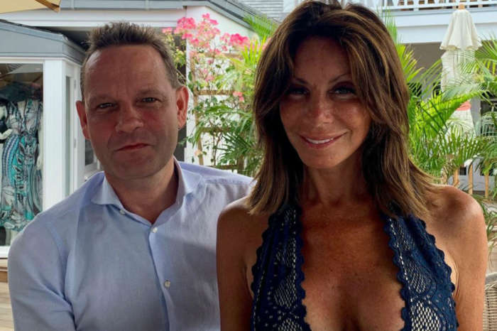 RHONJ Danielle Staub Back Together With Olivier Maier While He Completes Rehab