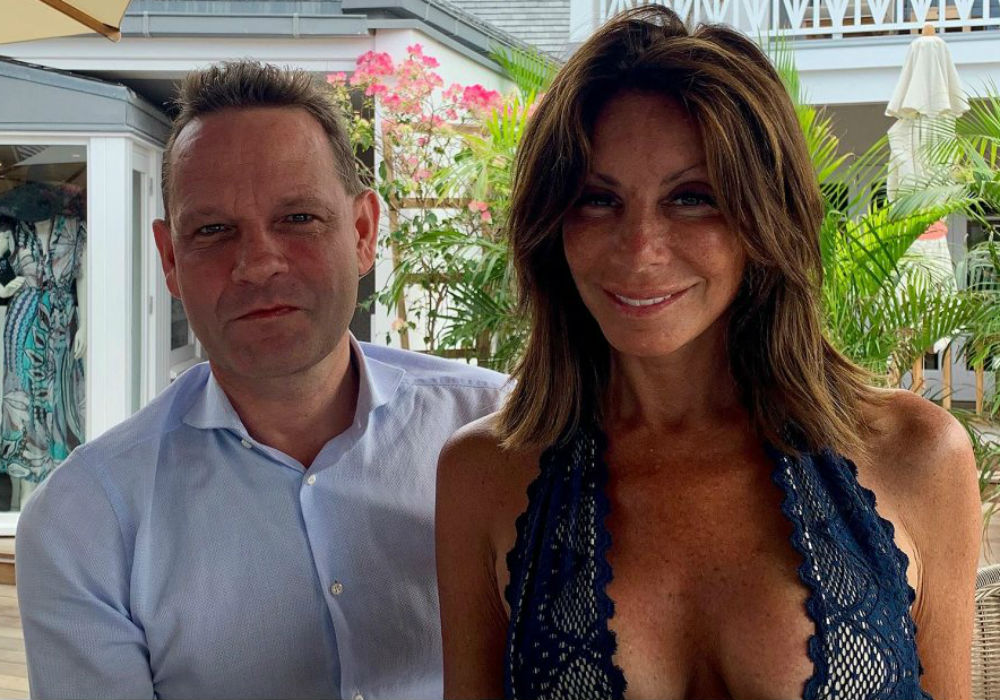 RHONJ Danielle Staub Back Together With Olivier Maier While He Is In Rehab
