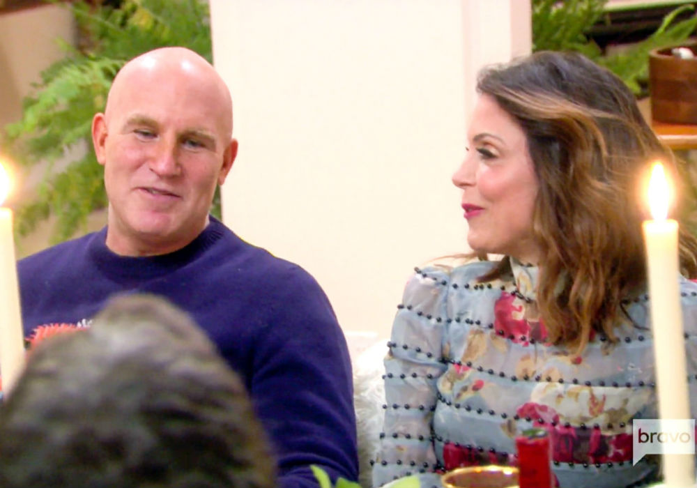 RHONY LuAnn De Lesseps Accuses Bethenny Frankel Of Cheating On Dennis Shields With Paul Bernon