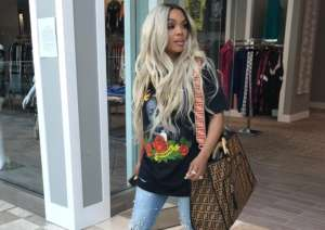 Rasheeda Frost Shows Fans Her Favorite Dress From Pressed Boutique
