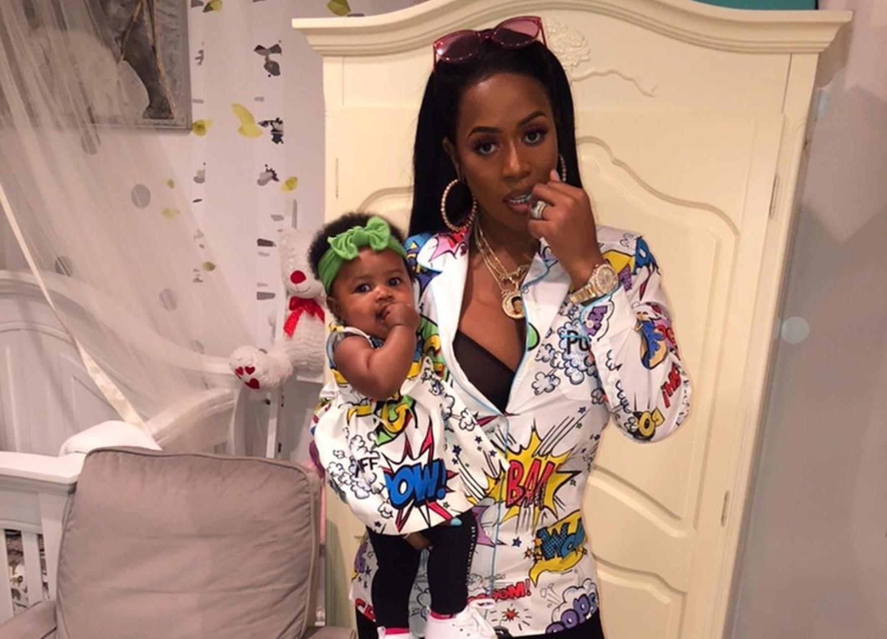 Reminisce Mackenzie Remy Ma Baby Mamas