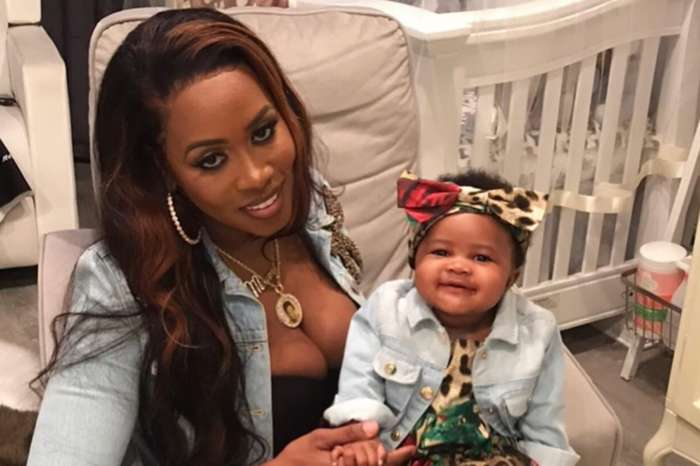 Remy Ma Bonds With Her Baby Daughter Near The Ocean In Sweet Picture Ahead Of Life-Changing News