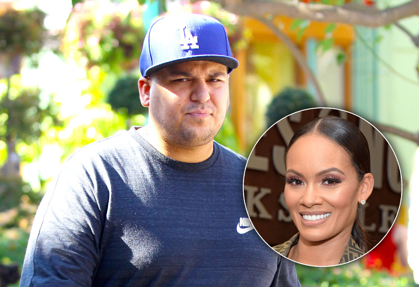 Evelyn Lozada Addresses Rob Kardashian Romance Rumors