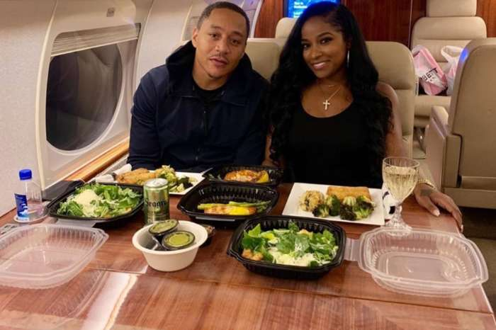 Toya Wright's Boyfriend, Robert Rushing, Surprised Her With Romantic Trip On Private Jet -- Pictures Have Tiny Harris And Kandi Burruss Convinced That He Is About To Propose