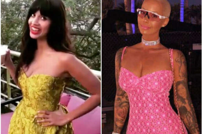 The Good Place Star Jameela Jamil Blasts Amber Rose For Promoting Organic Pregnancy Tea