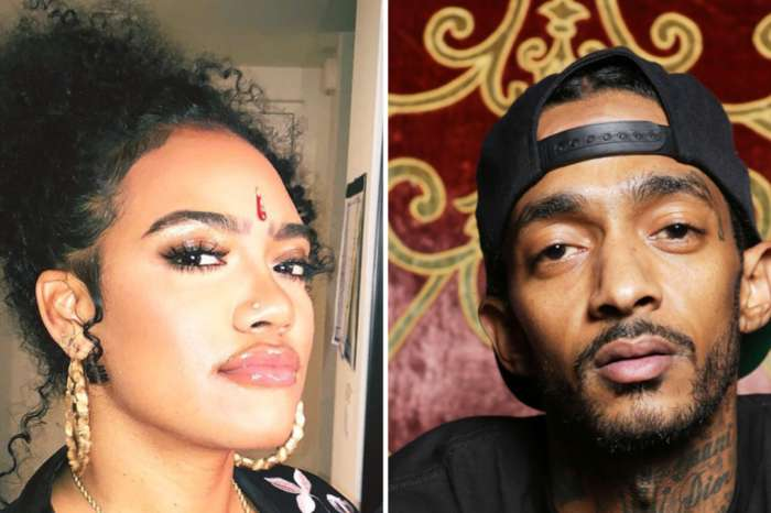Lauren London Marks First Father's Day Without Nipsey Hussle With Touching Message -- His Sister, Samantha Smith, Also Hit The Right Notes ViaThis Photo Tribute