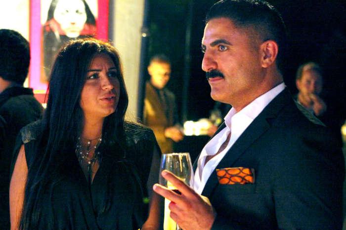 Shahs Of Sunset Stars Mercedes MJ Javid And Reza Farahan At War