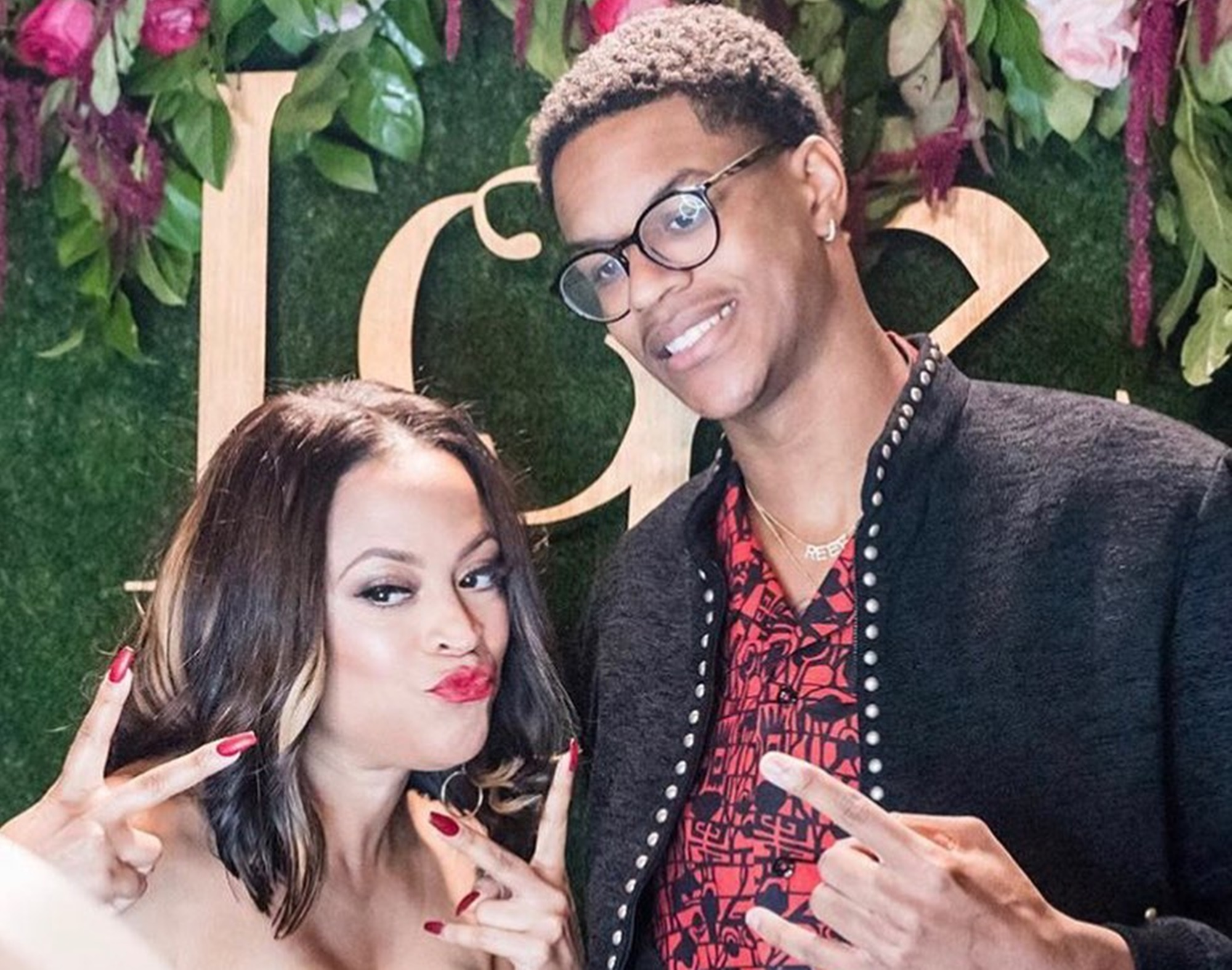 Shaunie o neal celebrates son shareef in lavish party - Shaunie o neal house ...