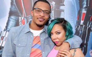 Tiny Harris Pays Sweet Tribute To T.I. On Father's Day - Check It Out!