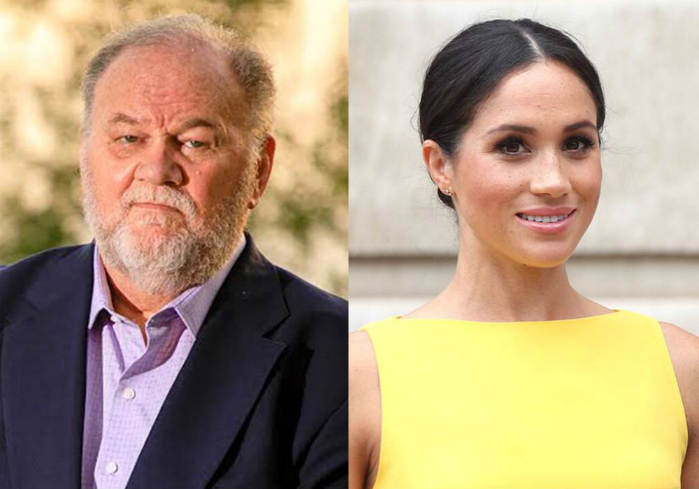 Thomas Markle Has 'Zero Chance' That Meghan Markle And Prince Harry Will Invite Him To Archie's Christening