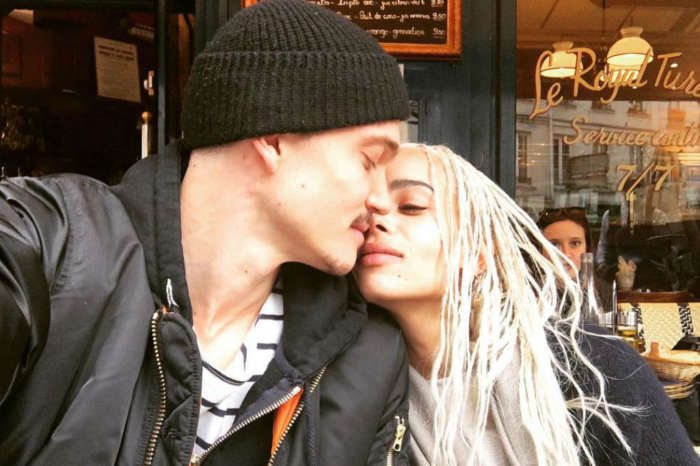 Zoë Kravitz Marries Karl Glusman In Star-Studded Wedding Ceremony At Dad Lenny Kravitz Paris Home