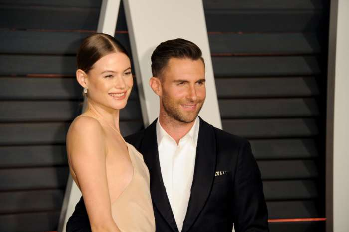 Behati Prinsloo Says Hubby Adam Levine Leaving The Voice Is Actually 'Good News' - Here's Why!