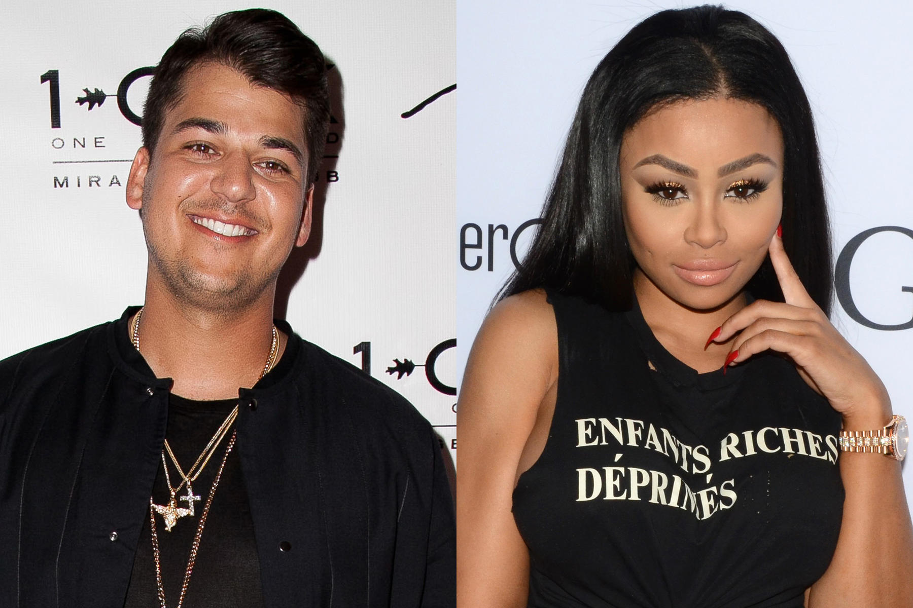 Blac Chyna Slams Rob Kardashian For Now Allowing Their Daughter, Dream To Be A Part Of Her Docu-Series