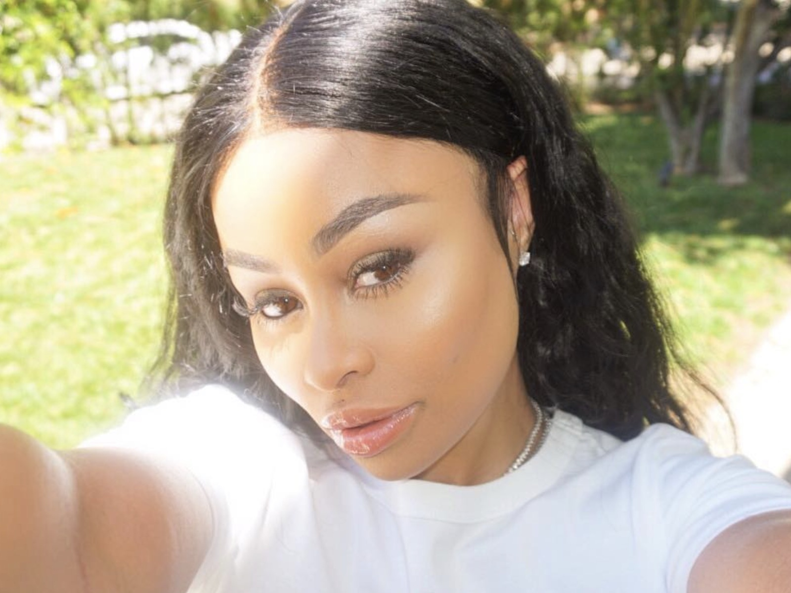 Blac Chyna Talks About Her Mom, Tokyo Toni's Reaction When She Saw Her Stripping