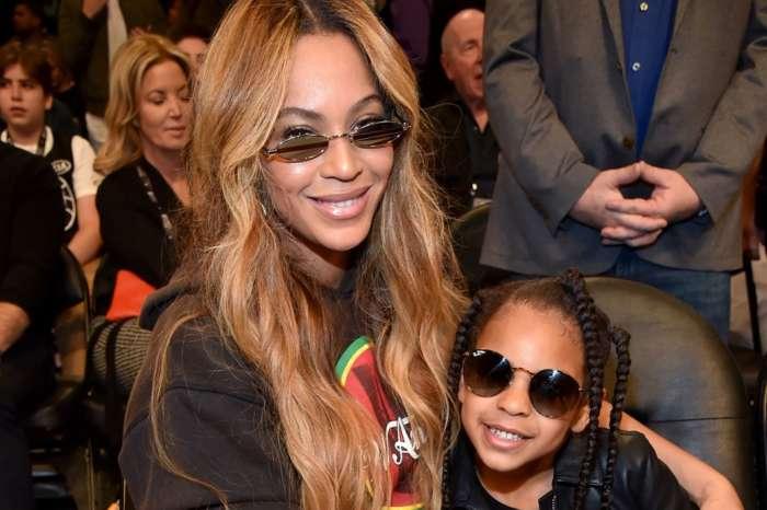 Blue Ivy Impressively Dances To Mom Beyoncé's Before I Let Go During Recital