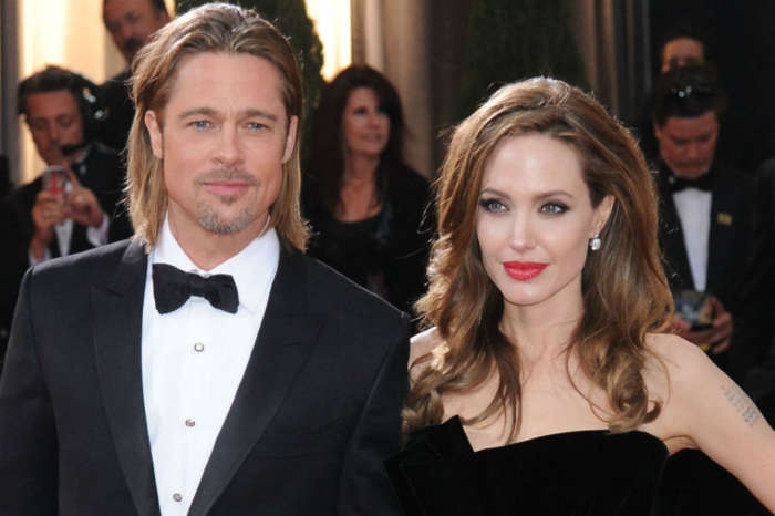 Brad Pitt And Angelina Jolie Finally Decided To Play Nice For The Sake Of Their Six Kids