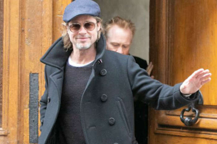 Brad Pitt Reportedly Skipped Shiloh's Birthday To Spend Time With A 'Mystery Woman'
