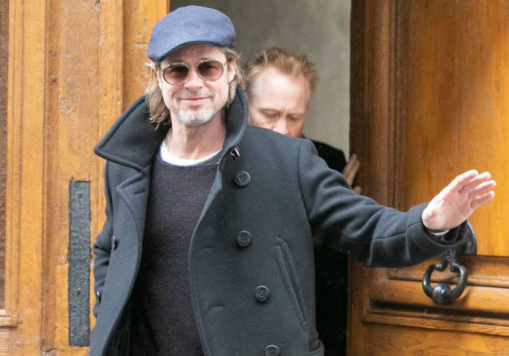 Brad Pitt Reportedly Skipping Shiloh's Bday To Spend Time With A 'Mystery Woman