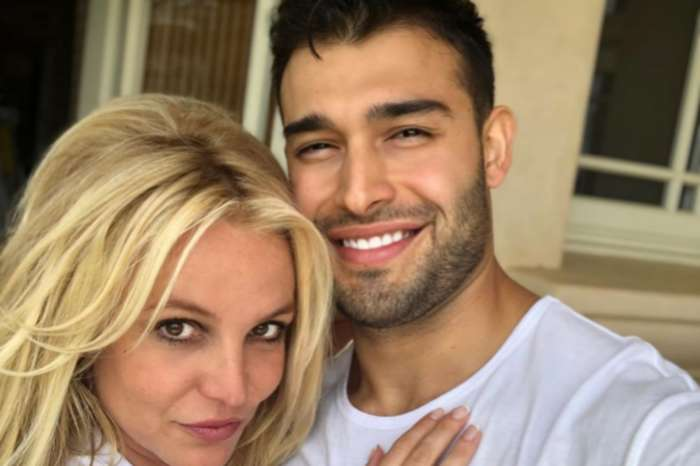 Britney Spears And Boyfriend Sam Asghari Recreate Titanic Scene On Yacht