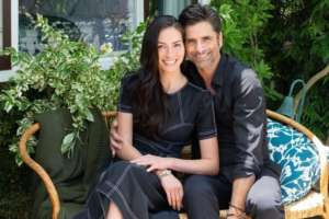 John Stamos And Caitlin McHugh Invite Cameras In Their Home While John Supports LGBTQ Pride Month