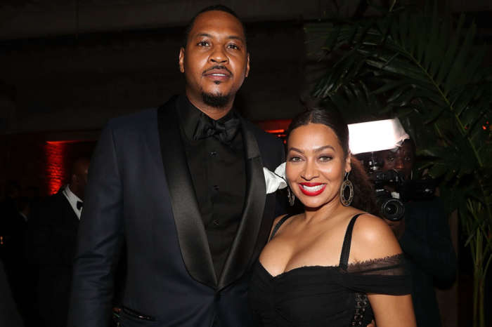 Carmelo Anthony Posts Romantic Birthday Love Letter For Wife La La