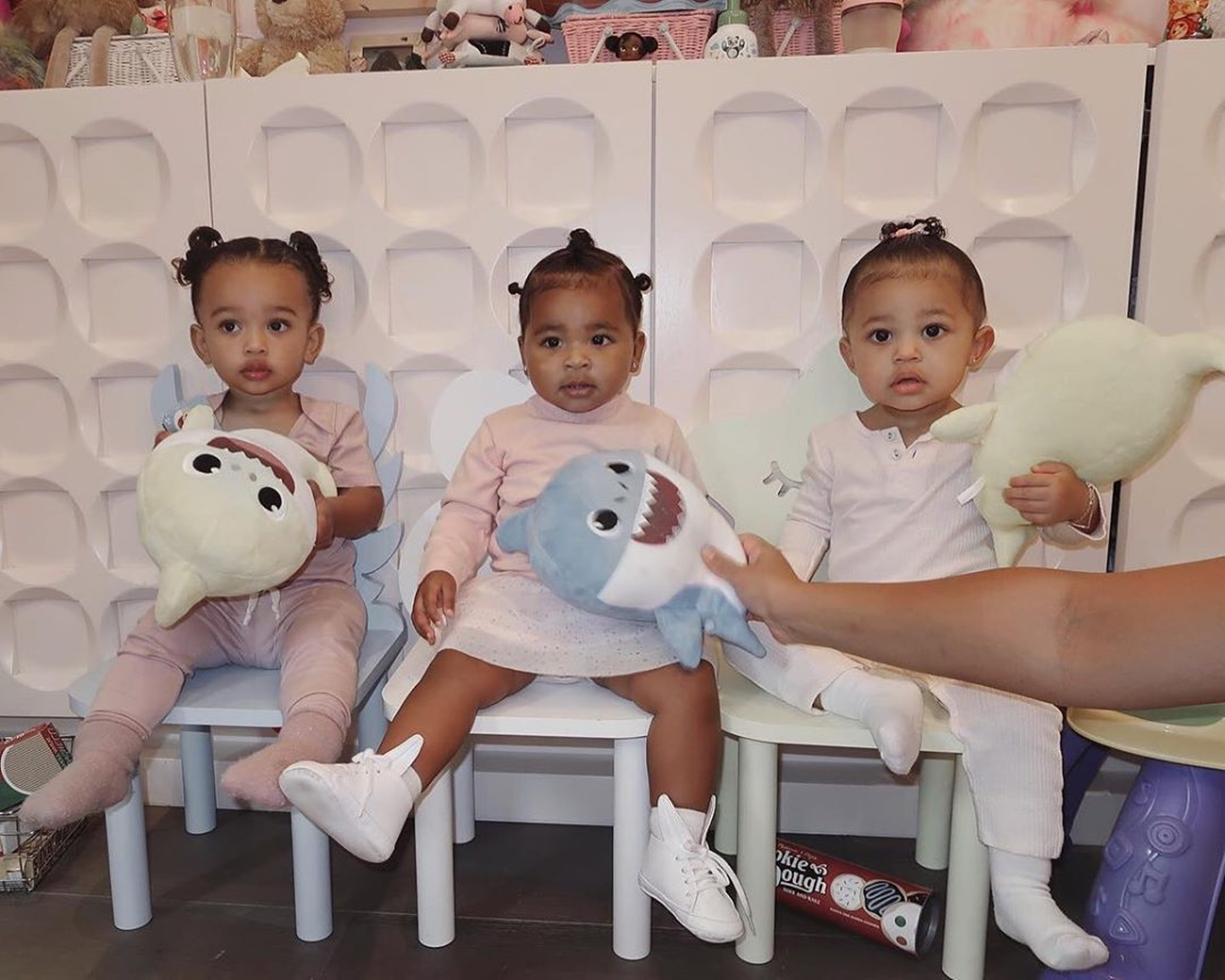 Chicago West True Thompson Stormi Webster