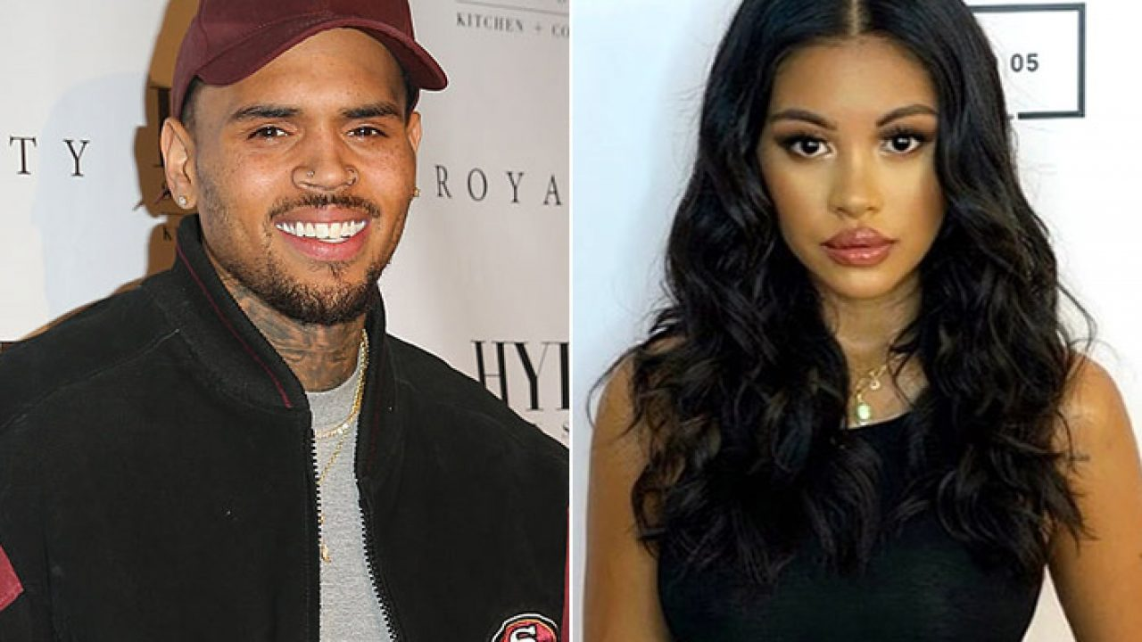Chris Brown Expecting Baby Boy With Ammika Harris