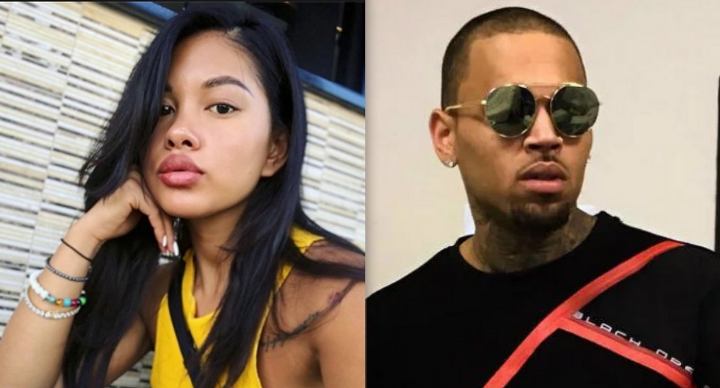 Chris Brown's Bae, Ammika Harris Receives Backlash After Posting This Video
