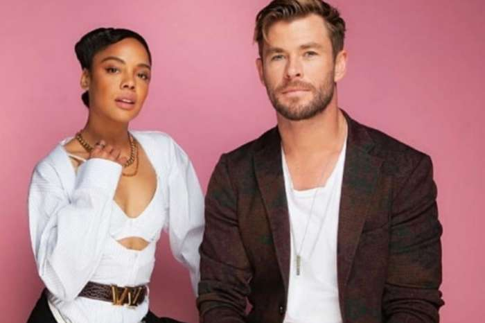 Chris Hemsworth Shares Photos As MIB Press Tour Ends — Gives Shout Out To Tessa Thompson