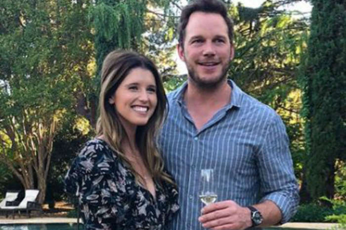 Chris Pratt And Katherine Schwarzenegger Are Married – Find Out How Rob Lowe Was Involved In Their Wedding