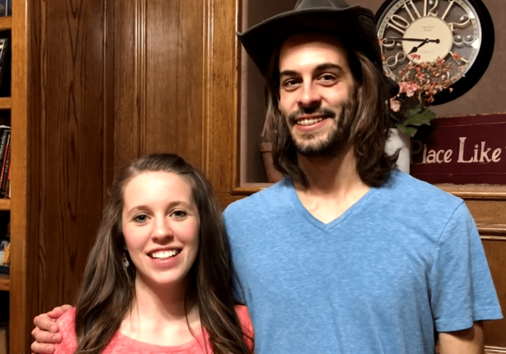 'Counting On' Star Jill Duggar Just Shared A Little TMI About Her Sex Life With Derick Dillard