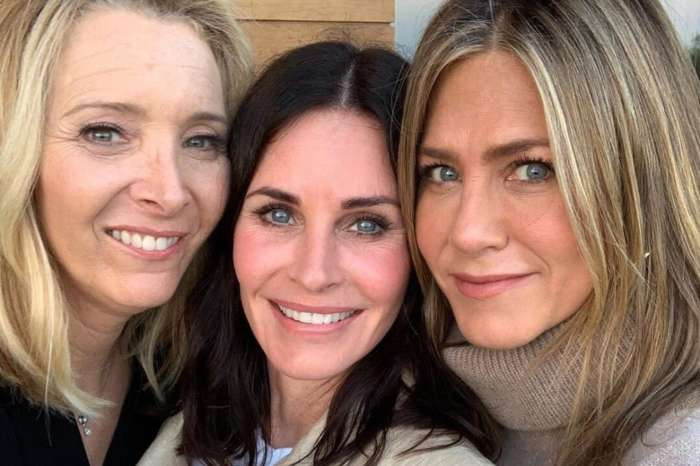 Courteney Cox Has Mini Friends Reunion At Birthday Party — Misses Boyfriend Johnny McDaid
