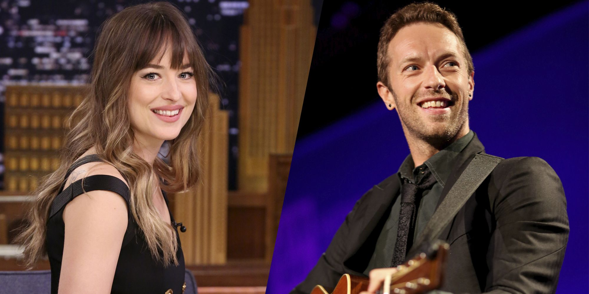 Chris Martin and girlfriend Dakota Johnson split after two years of dating