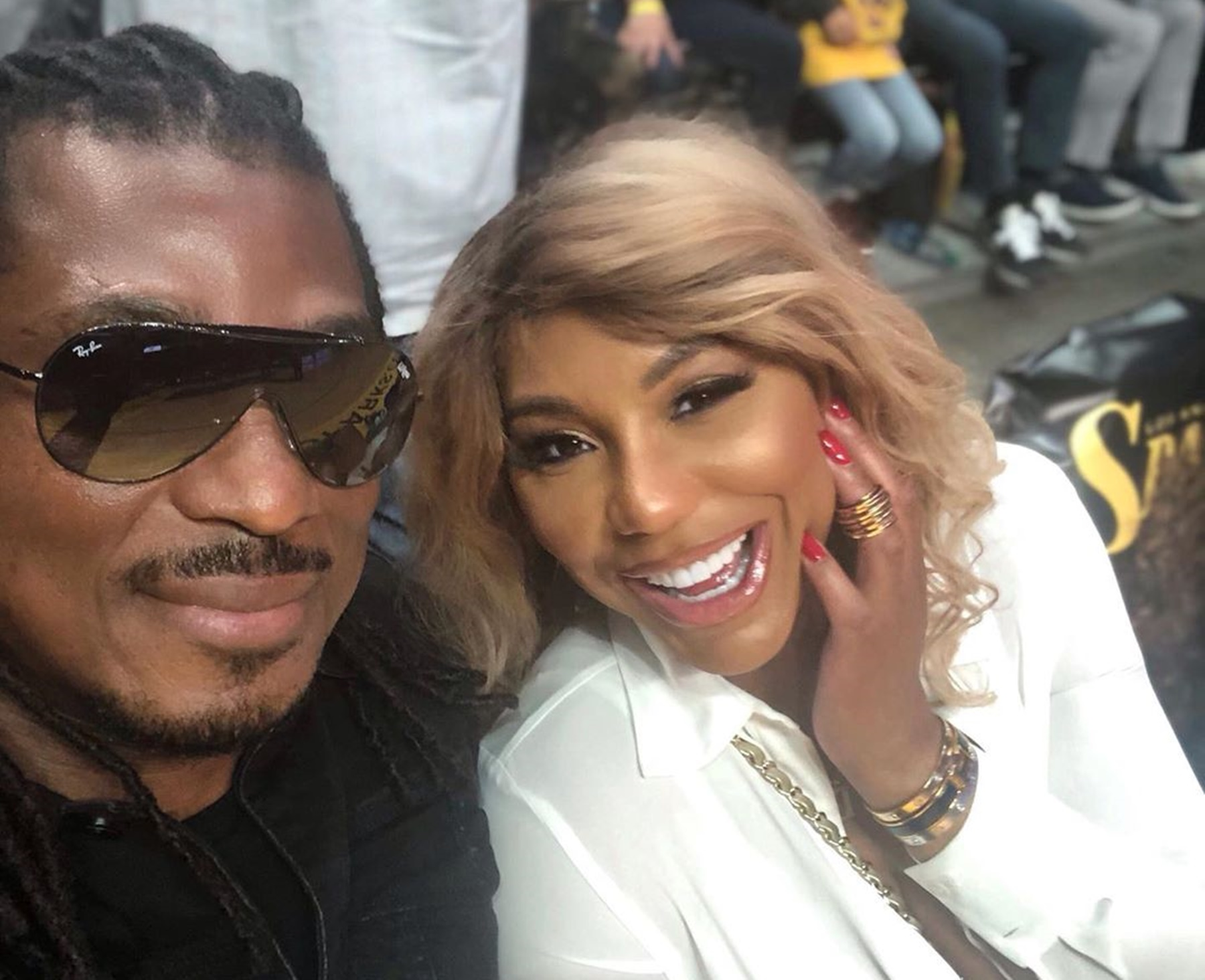 David Adefeso, Tamar Braxton's BF Is Warned By Fans For These Reasons