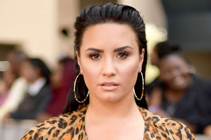 Demi Lovato's New Tattoo Is A Reminder To Love Herself - Check Out The Inspirational Ink!
