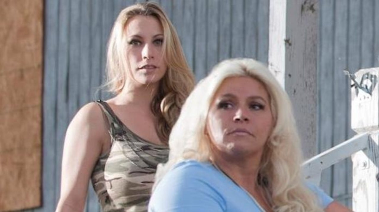A&E to honor Beth Chapman in 'Dog the Bounty Hunter' marathon